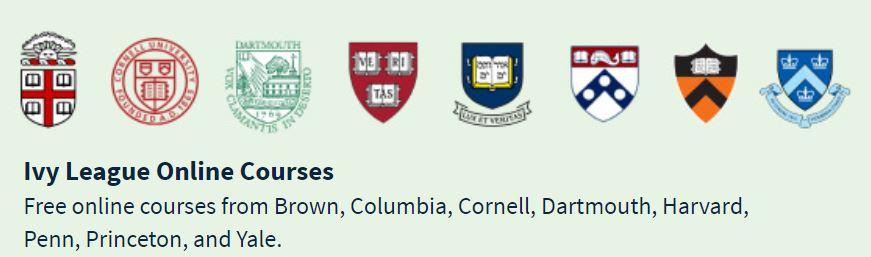 Ivy League Schools: